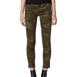 Blank NYC Cropped Cargo Jeans